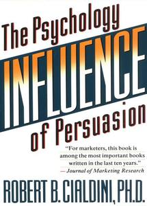 influence by robert cialdini review