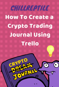 crypto trading journal ideas