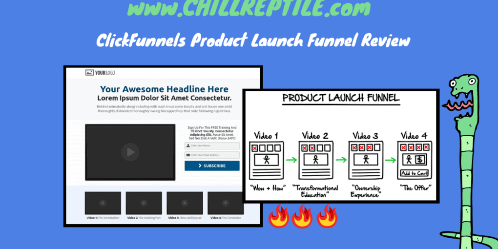 clickfunnels product launch funnel review
