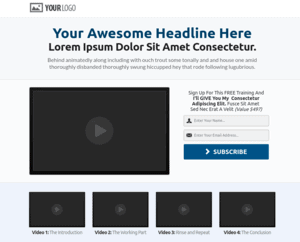 clickfunnels product launch funnel template