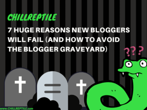 7 reasons why new bloggers fail