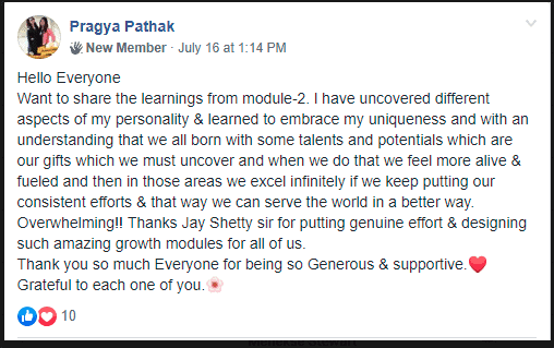 jay shetty course review