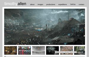 Timothy Allen Website