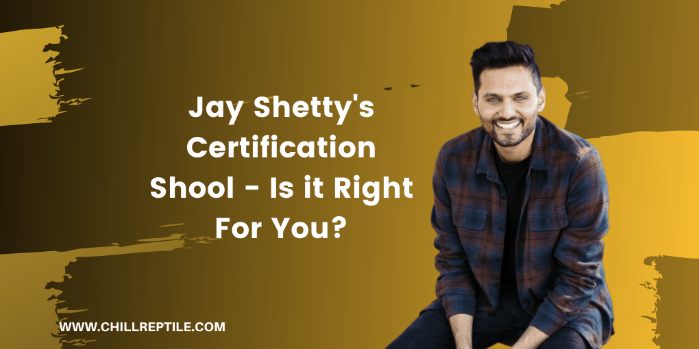 Jay Shetty Certification School